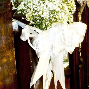 Wedding Venues & Church Flowers - Wedding Flowers by Rhiann